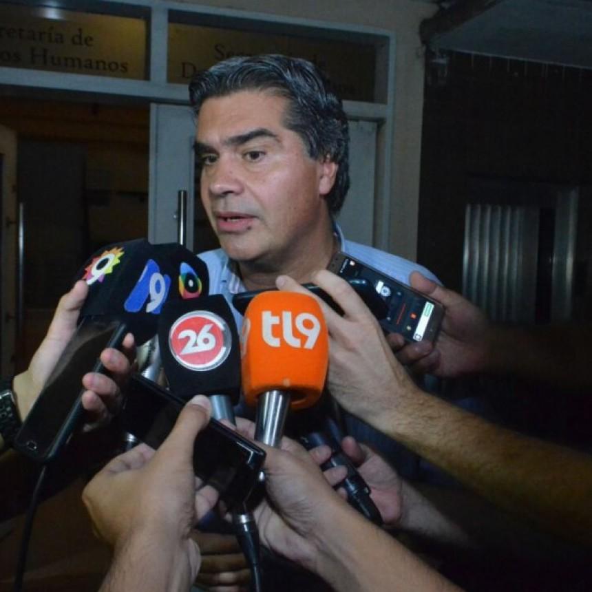 Pimp SA: Capitanich aportó datos como testigo en la causa que investiga lavado de activos en la gestión de Ayala