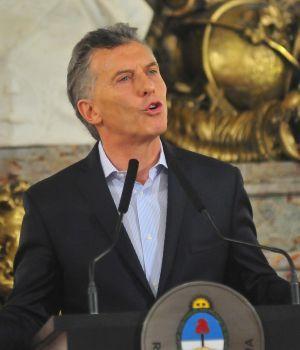 Macri entre las 100 personas más influyentes del mundo