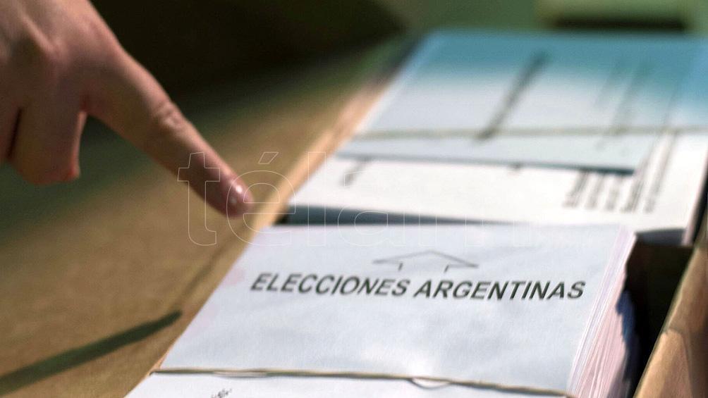 El 30 de abril comienzan a correr los plazos fijados por el cronograma electoral