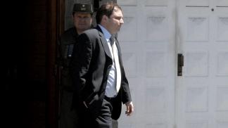 El fiscal Curi no aceptó a su colega Bidone como arrepentido
