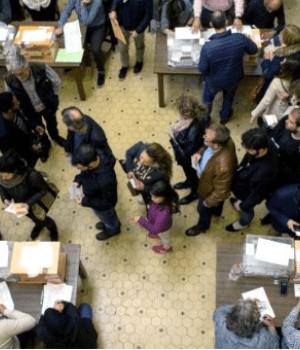 España: récord de concurrencia en las elecciones presidenciales