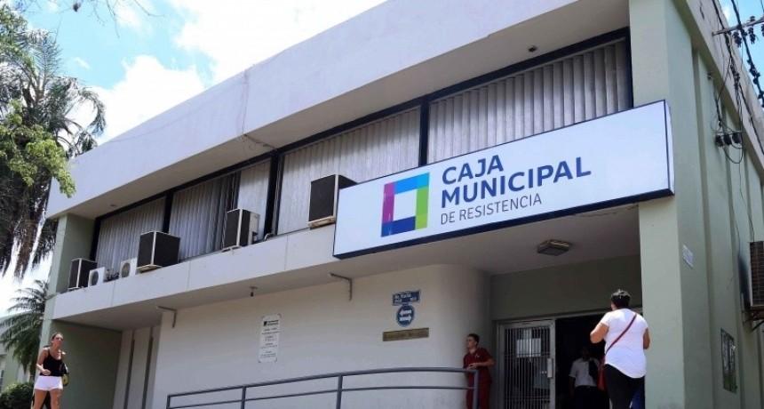 El municipio adelanta el pago de salarios