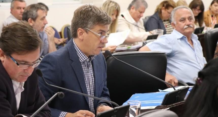 Leandro Zdero criticó el veto del Ejecutivo a la auditoría externa en SECHEEP