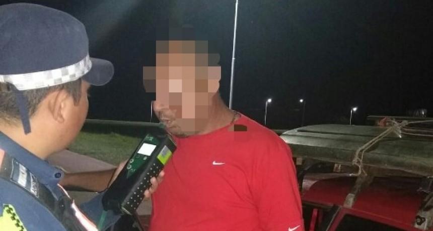 OPERATIVO DE FINDE SEMANA TERMINA CON MOTOS, VEHÍCULOS Y ALCOHOLEMIAS