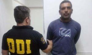Cayó el sujeto de 37 añosdisparo de arma de fuego a la empleada de una agencia de loterías
