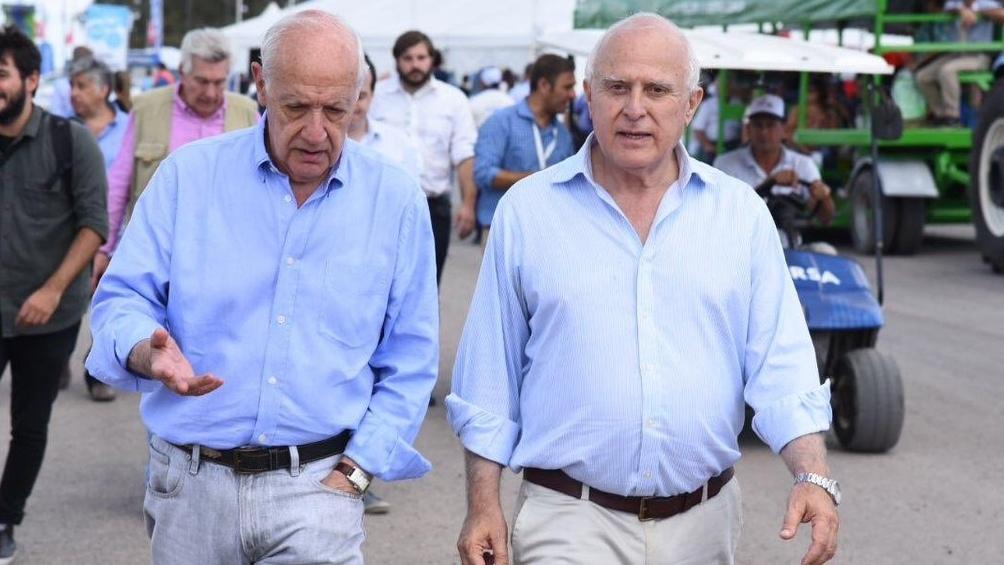 Lifschitz espera cerrar un acuerdo para ser el vice de Lavagna