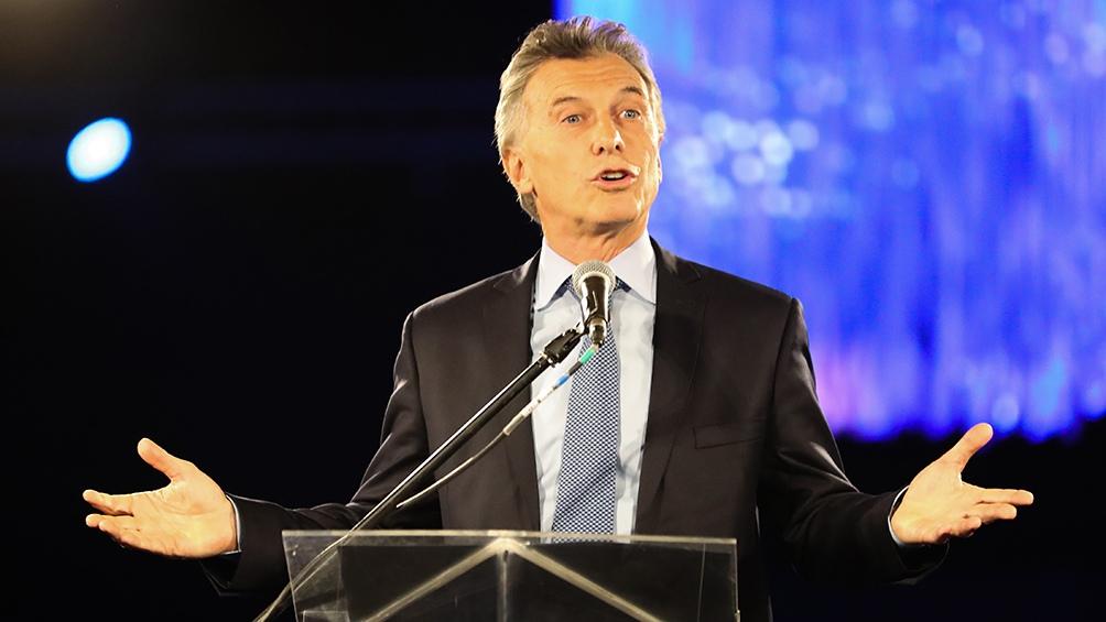 Macri llamó a políticos, empresarios y sindicalistas a no especular y a