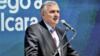 Morales sobre Alfonsín: