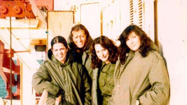 La historia oculta de las veteranas de Malvinas