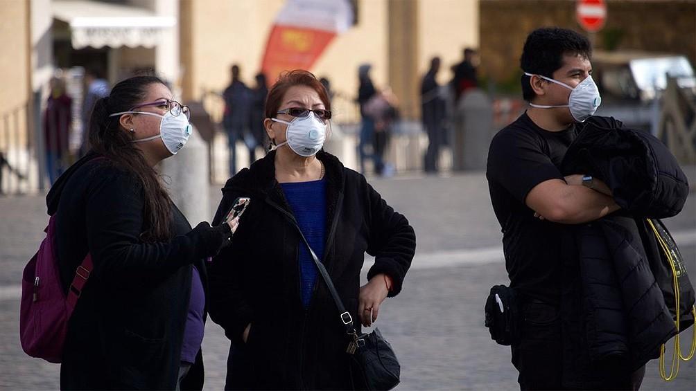 Pandemia: Italia registró menos de 700 muertos por primera vez desde el 26 de marzo