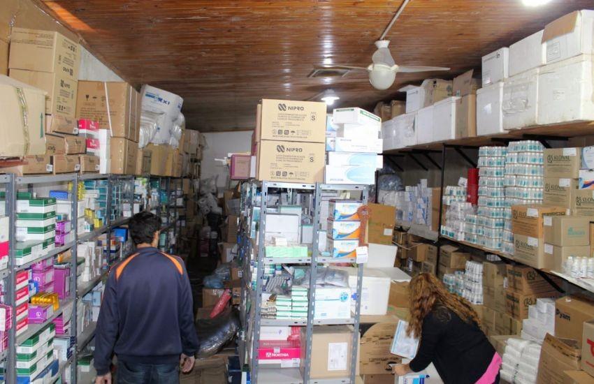 Salud distribuye insumos en todo el Chaco para enfrentar la emergencia