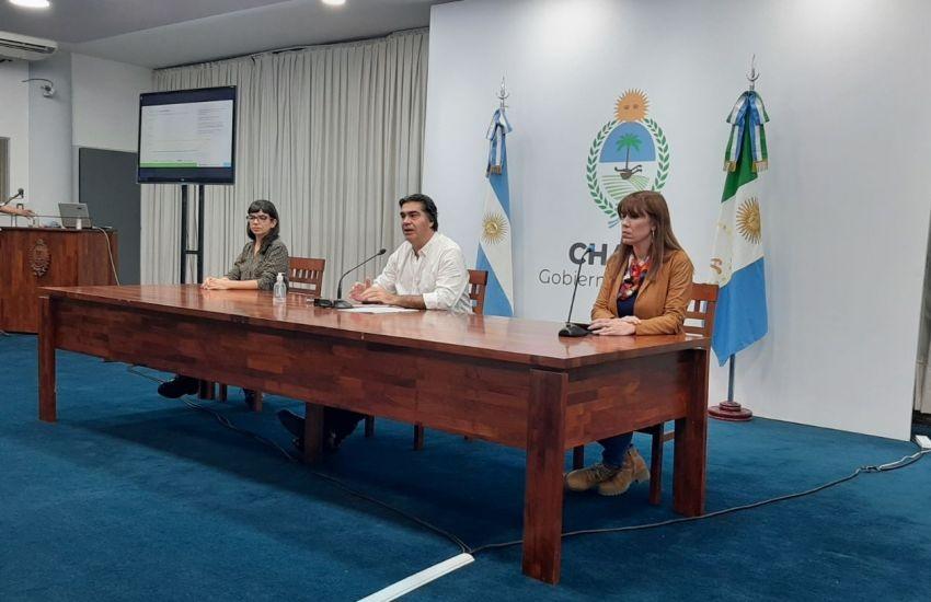 Capitanich oficializó la extensión del aislamiento obligatorio en la provincia