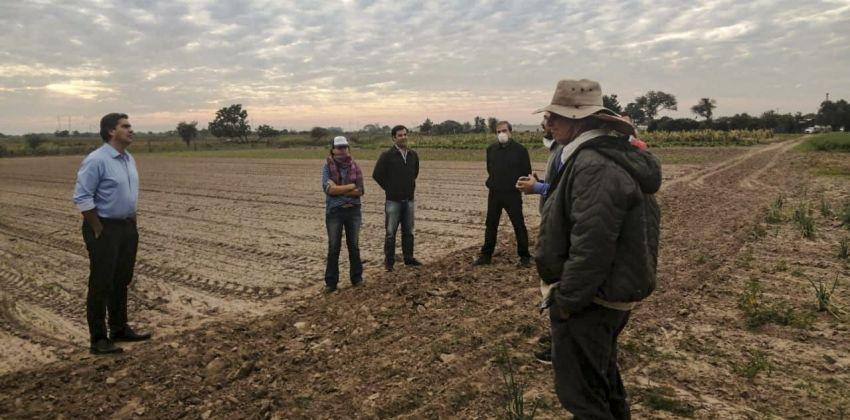 El Gobierno provincial incentivará la producción agropecuaria para garantizar el autoabastecimiento