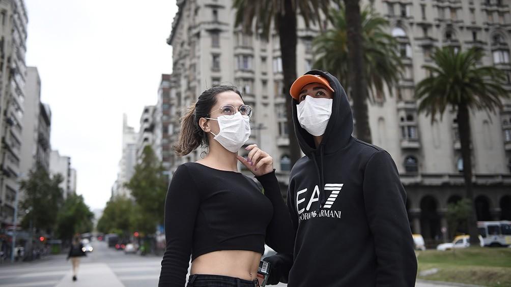 Argentina y Uruguay, los mejores evaluados en su gestión de la crisis por el coronavirus
