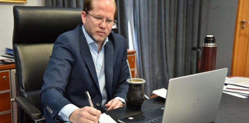 Juan Manuel Chapo presentó ante Nación propuestas para proteger a trabajadores y empresas provinciales