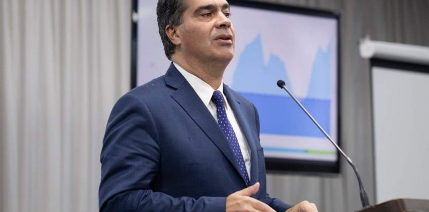 El Gobernador pedirá reestructurar la deuda provincial con el Estado Nacional