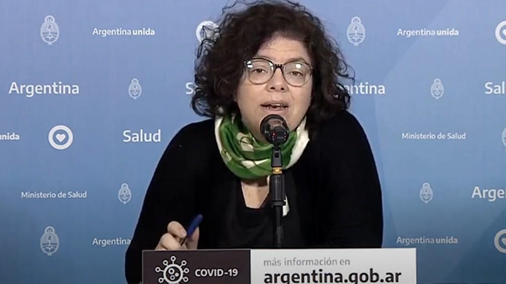 Suman 215 los muertos por coronavirus en la Argentina desde el inicio de la pandemia