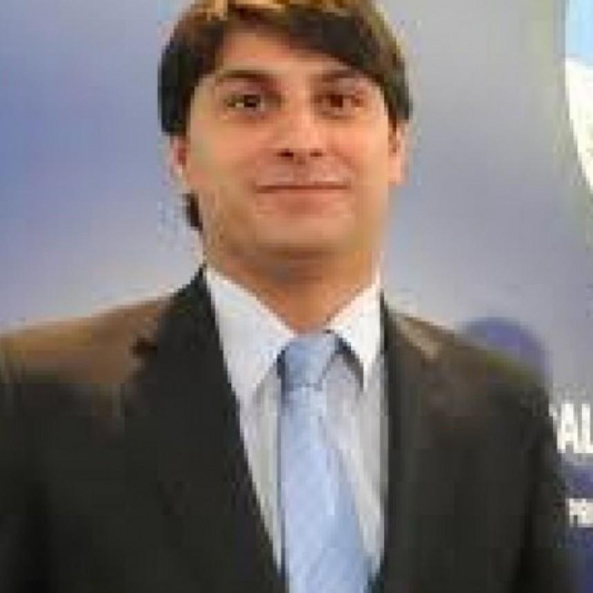 El flamante presidente del Nuevo Banco del Chaco es Federico Muñoz Femenia