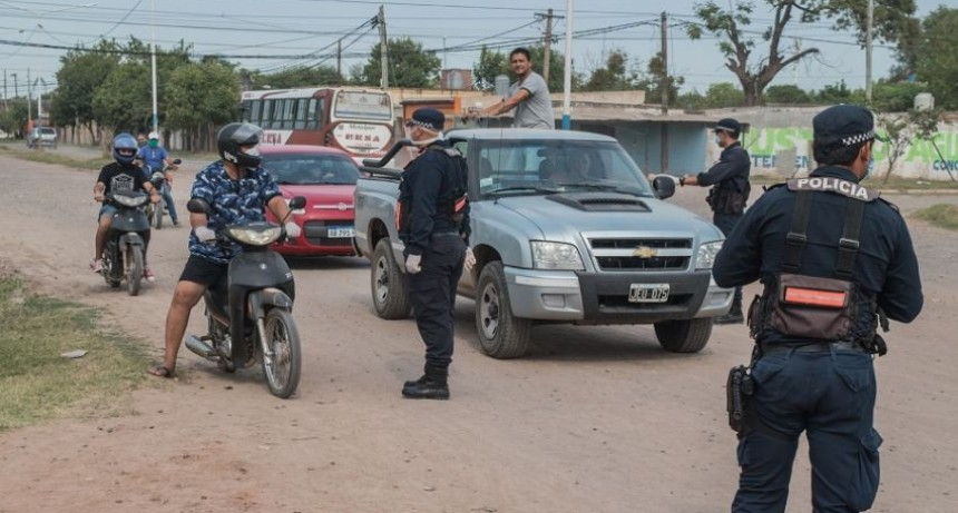 Coronavirus: Más de 5 mil detenidos por incumplir la cuarentena en la provincia
