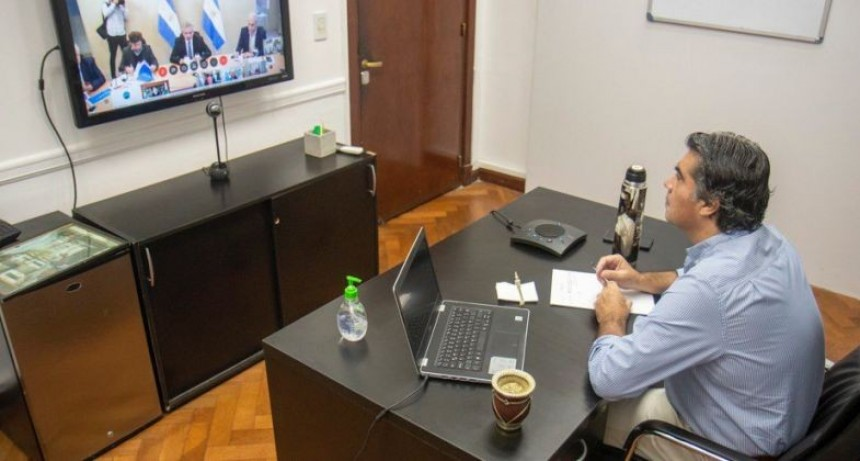 Aislamiento: Capitanich junto al Presidente y Gobernadores acordaron la flexibilización de medidas
