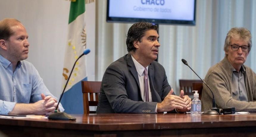 El gobernador creó la comisión laboral en emergencia sanitaria