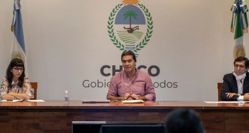 El Gobierno provincial aseguró asistencia financiera para Resistencia