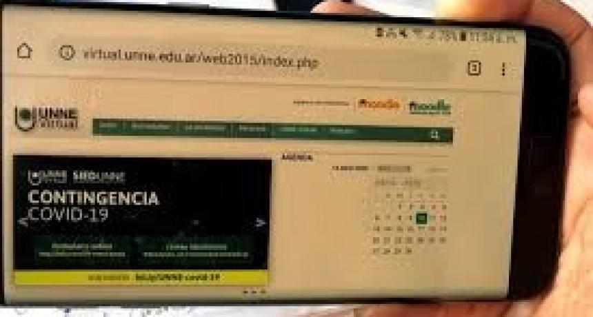 Estudiantes podrán acceder gratis a las plataformas de la UNNE y otras universidades durante el aislamiento por Covid-19