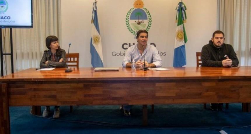 Capitanich abrió el primer Encuentro del Comité de Emergencia Sanitaria y Social