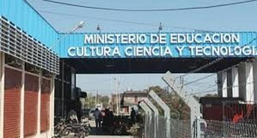 Educación transfirió fondos a Escuelas Públicas de Gestión Privada