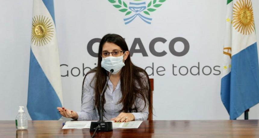 SALUD BRINDÓ EL PARTE EPIDEMIOLÓGICO DIARIO