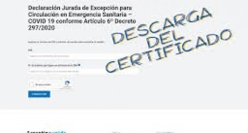 MINISTERIO DE SEGURIDAD DESMIENTE FILTRACIÓN DE DATOS