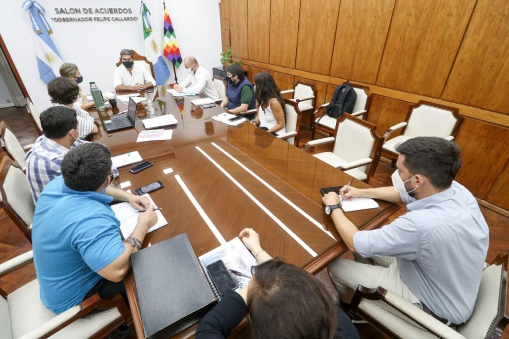 Chaco avanza en la nueva legislación de bosques nativos