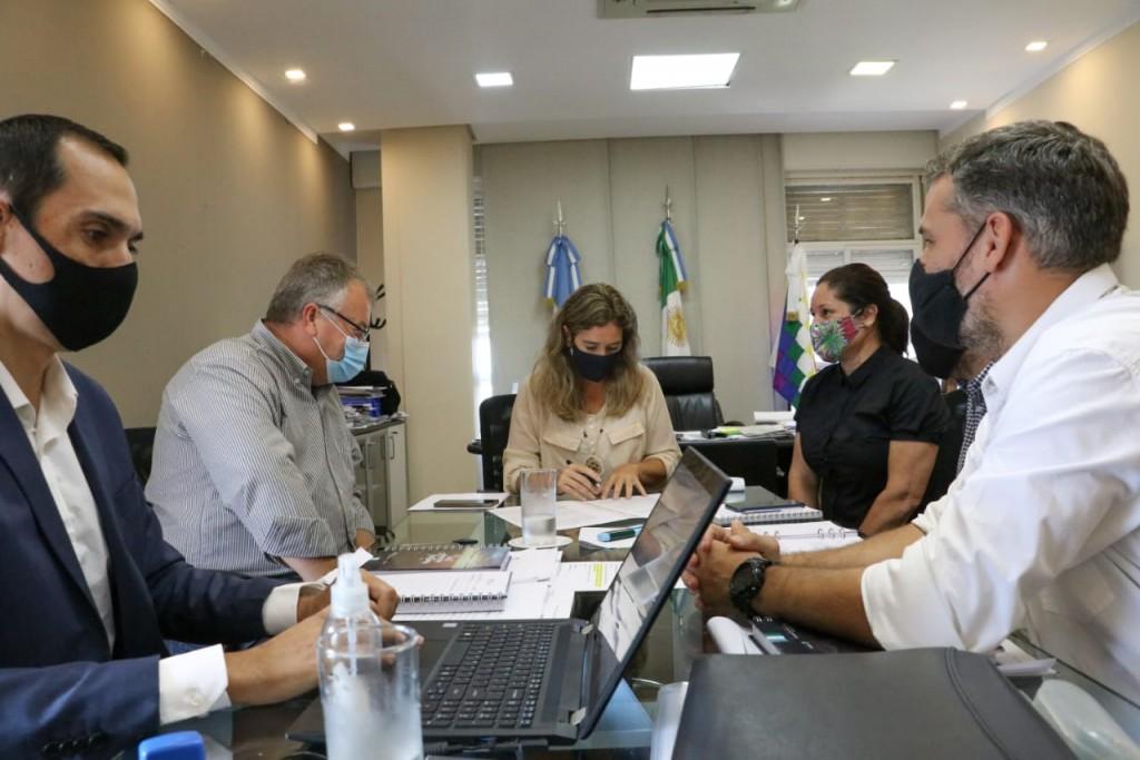 El gobierno avanza con la regularización de 300 lotes en Juan José Castelli
