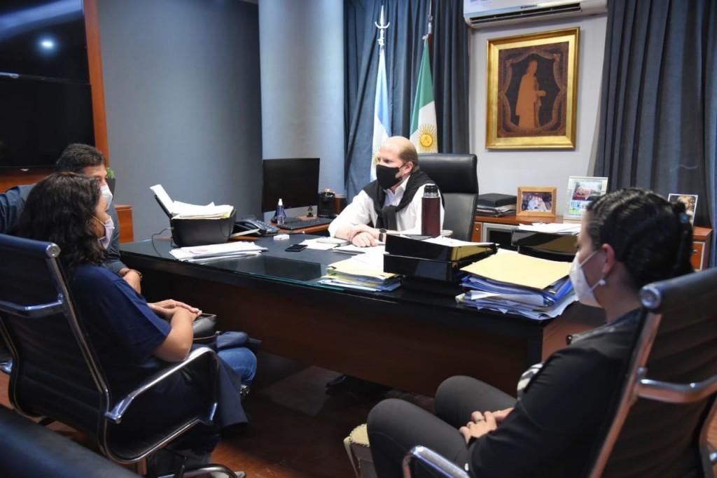 El ministerio de gobierno refaccionará la biblioteca central