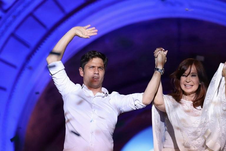 Sobreseyeron a Cristina Kirchner y a Axel Kicillof en la causa por el dólar futuro