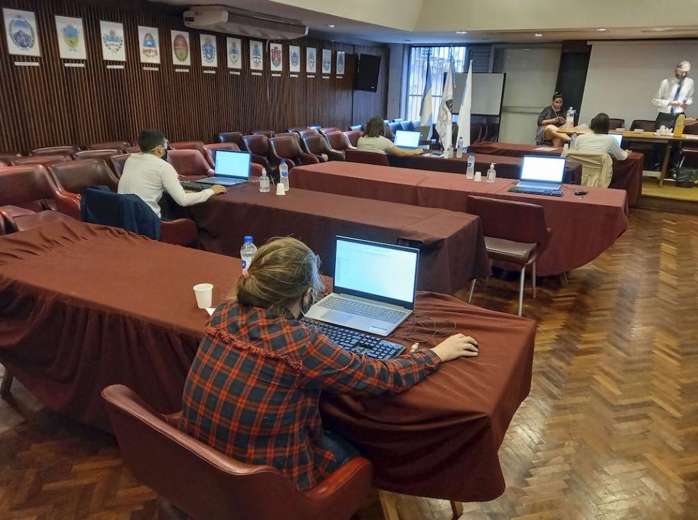 Poder Judicial: concluyó el primer concurso del país para cumplir el cupo laboral trans