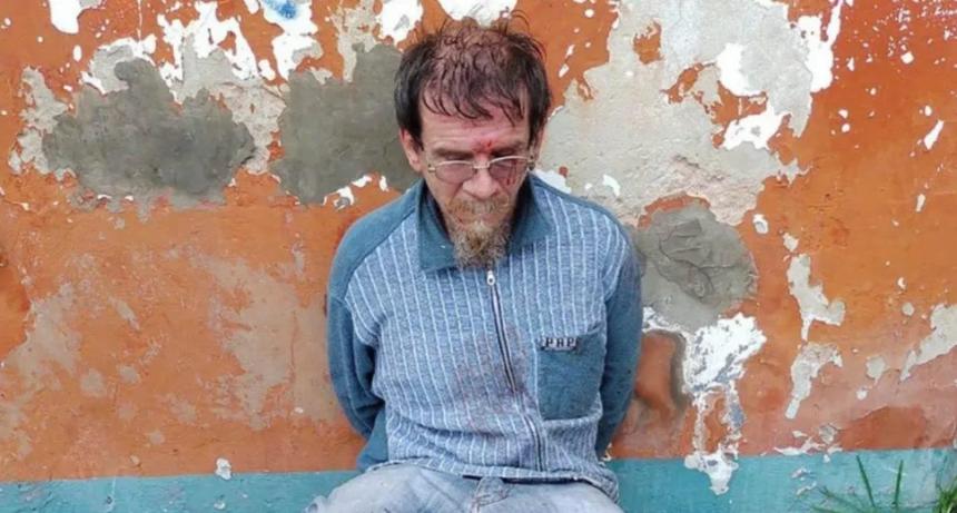 La vida criminal del remisero que masacró a golpes a una chica para robarle en La Plata
