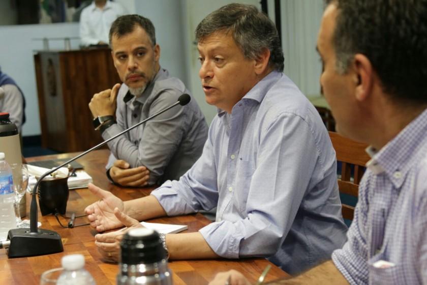 PEPPO Y SU GABINETE DELINEARON ACCIONES DE GOBIERNO TRAS LA APROBACIÓN DEL PRESUPUESTO PROVINCIAL