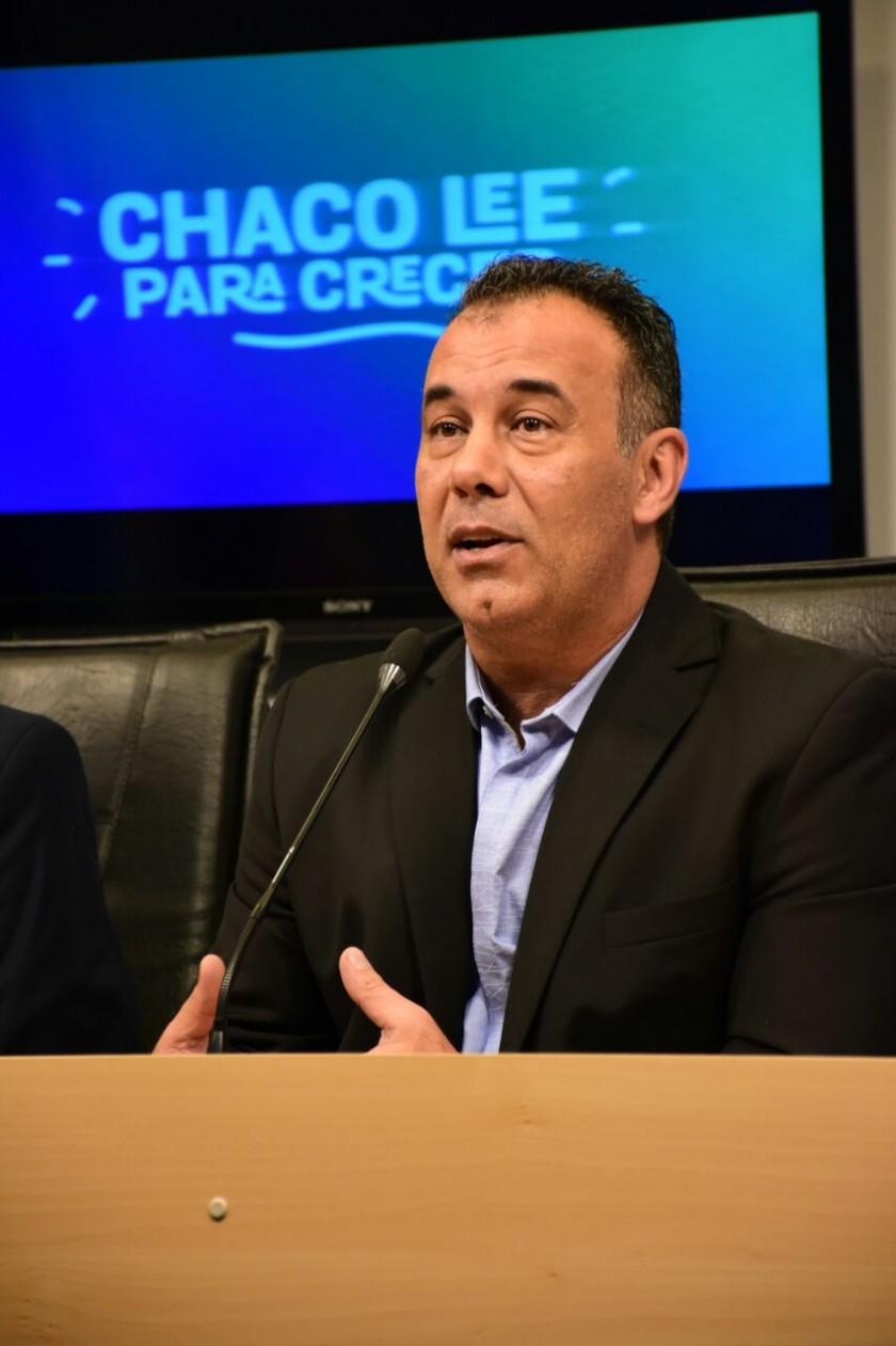 CHACO LEE PARA CRECER: DEL 22 AL 28 DE MAYO SE REALIZARÁ LA FERIA DEL LIBRO EN VILLA ÁNGELA