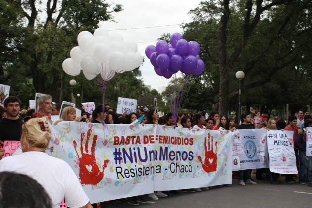 """""""Vivas y libres nos queremos"""""""
