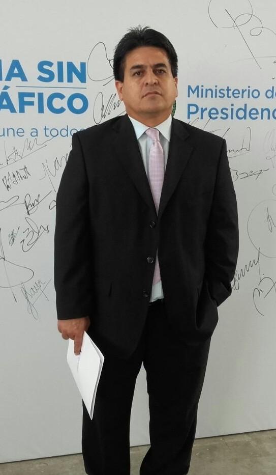 """El Dr. José Luis Gónzalez. Subsecretario de Prevención y Lucha Contra el Narcotráfico, visitó el estudio de Radio Argentina y fue entrevistado por Gustavo Olivello en su programa """"ALERTA URBANA"""