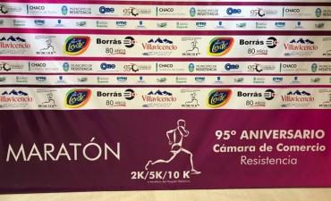 Más de 600 participantes en la primer jornada de maratón de la Cámara de Comercio