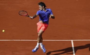 Federer anunció que no jugará Roland Garros