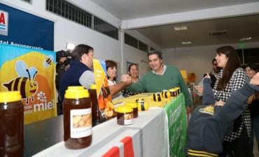 """Expo Miel: Capitanich aseguró que se trata de un producto de exportación de """"muy buena calidad"""""""