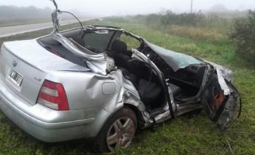 Murieron dos hinchas tucumanos camino a Brasil