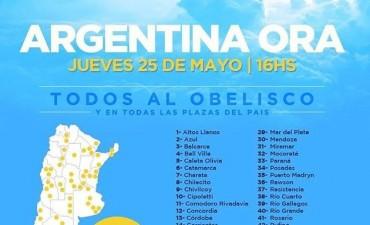 """""""Argentina Ora"""""""