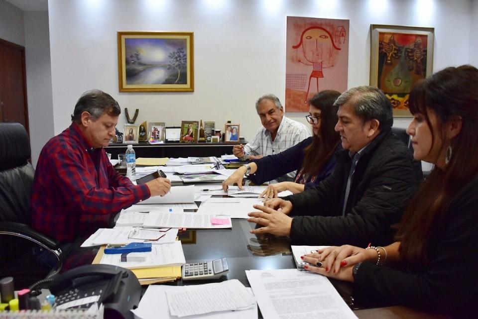 PEPPO ENVIÓ A LA LEGISLATURA EL PROYECTO DE LEY DE RETIRO DE VOLUNTARIO MÓVIL