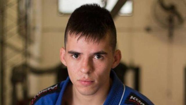 Hijo de gremialista mató a luchador de artes marciales