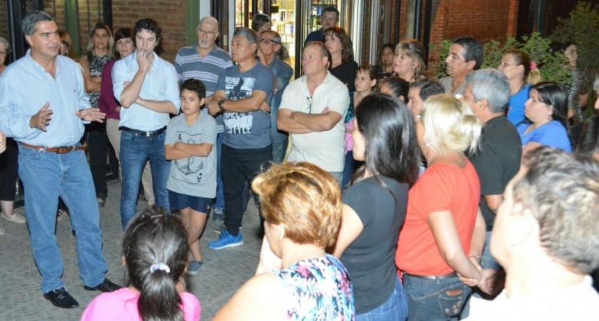 Financiamiento compartido: proyectan pavimento urbano en el barrio 20 Viviendas