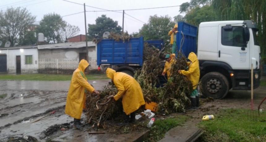 Contingencia climática: el municipio mantiene activos los mecanismos de alerta